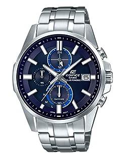 Casio Reloj Cronógrafo para Hombre de Cuarzo con Correa en Acero Inoxidable EFB-560SBD-2AVUER (B077HZP6P9) | Amazon price tracker / tracking, Amazon price history charts, Amazon price watches, Amazon price drop alerts