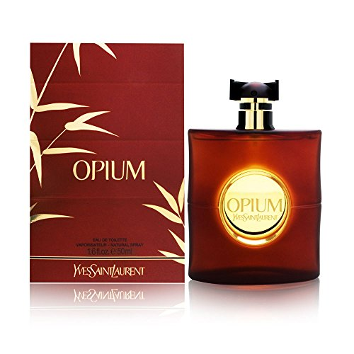 Yves Saint Laurent Opium Edt - Agua de toilette, 125 ml