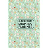 Black Friday Shopping Planner: Awesome Holiday Shopping Organizer and Planner For Mom Dad Little Kids And Toddlers