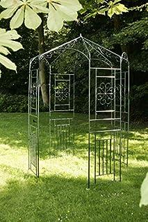 Amazon.es: Metal - Pérgolas / Decoración de exterior: Jardín