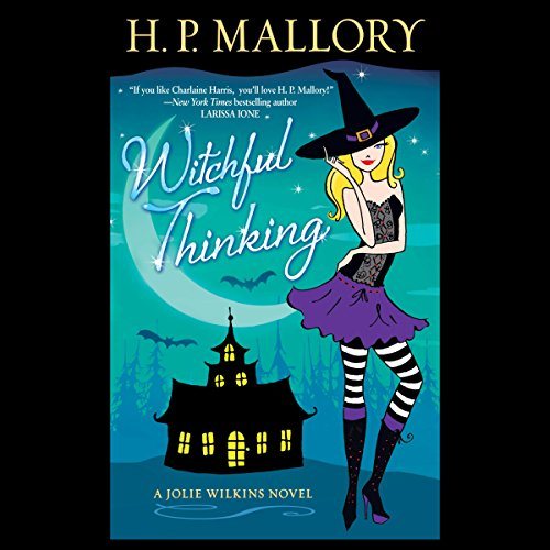 Witchful Thinking cover art