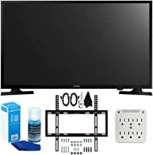 SAMSUNG UN32M4500 32-Inch 720p Smart LED TV (2017 Model) + Slim Flat Wall Mount Kit Ultimate Bundle for 19-45 Inch TVs + S...
