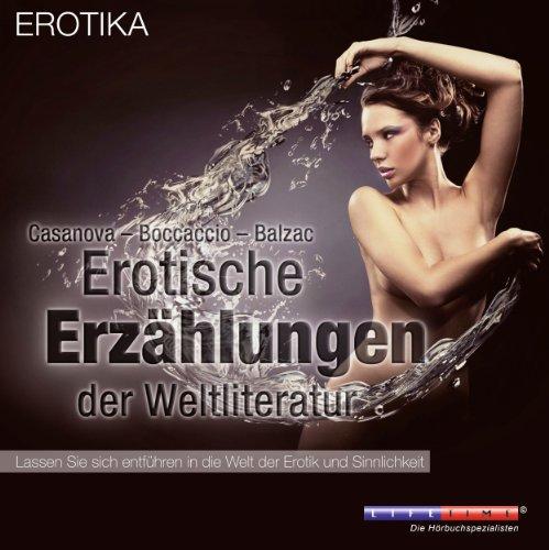 Erotische Erzählungen der Weltliteratur Titelbild
