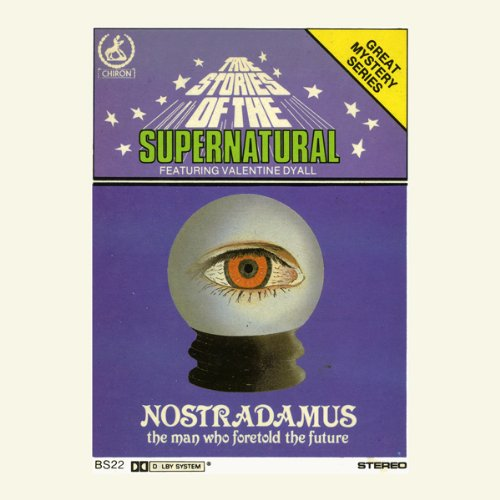 The Prophesies of Nostradamus (Dramatised) audiobook cover art