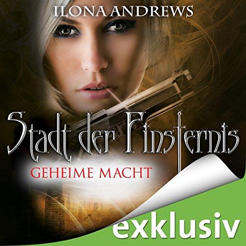 Geheime Macht audiobook cover art