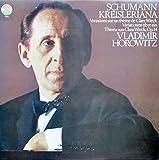 schumann: kreisleriana, wieck: variations on a theme LP