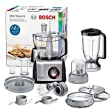 Bosch Electroménager MC812M844 MultiTalent MC812M44 Kitchen, Noir