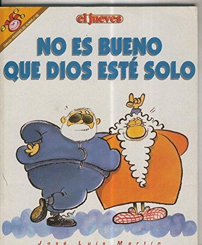 Coleccion Pendones del Humor numero 108: El Dios: No es bueno que dios este solo