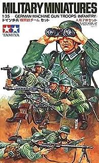 Tamiya 300035038-1:35 WWII figuurset Duitse MG troepen (7)