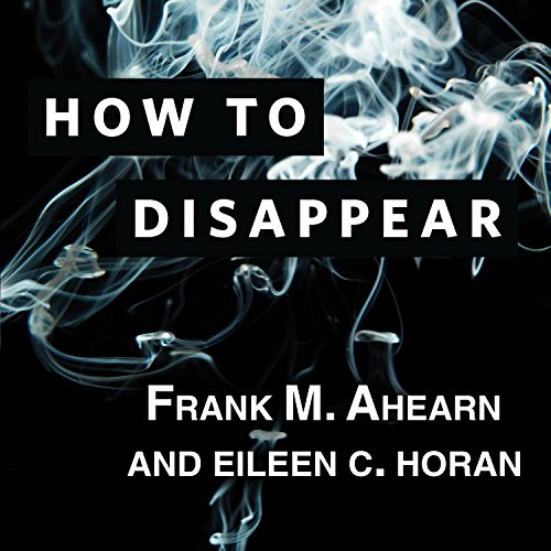 How to Disappear audiobook cover art