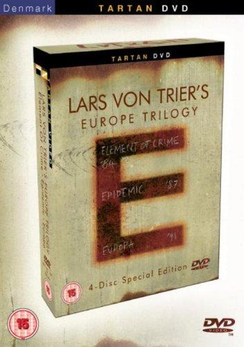 Lars Von Trier's Europe Trilogy [Import anglais]