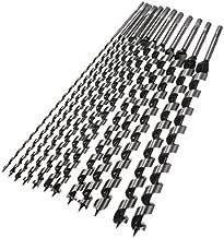 Atfipan 10pcs 1//4 Inch Tungsten Carbide Drill Bit Set Ceramic Wall Tile Glass Cross Spear Point Drill Bit