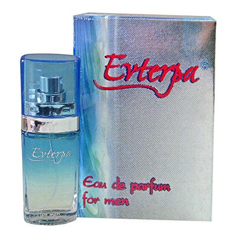 Eau de Parfum Evterpa da 20 ml, colore: blu