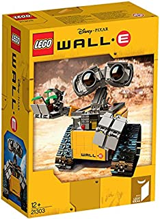 LEGO Ideas Wall•E 676pieza(s) - Juegos de construcción