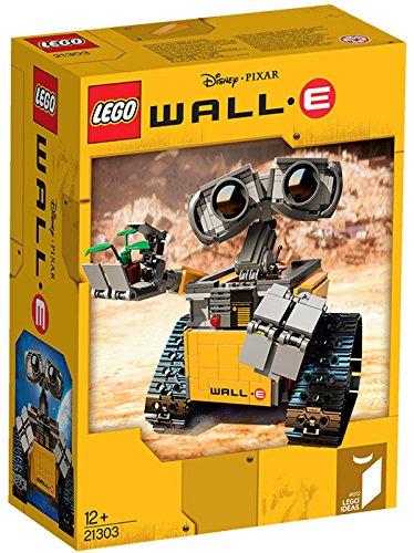 LEGO Ideas Wall•E 676pieza(s) - Juegos de construcción (Película, Cualquier género, Multi)