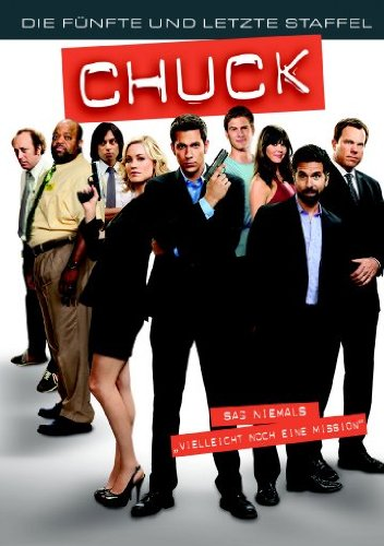Chuck - Die fünfte und letzte Staffel [3 DVDs]