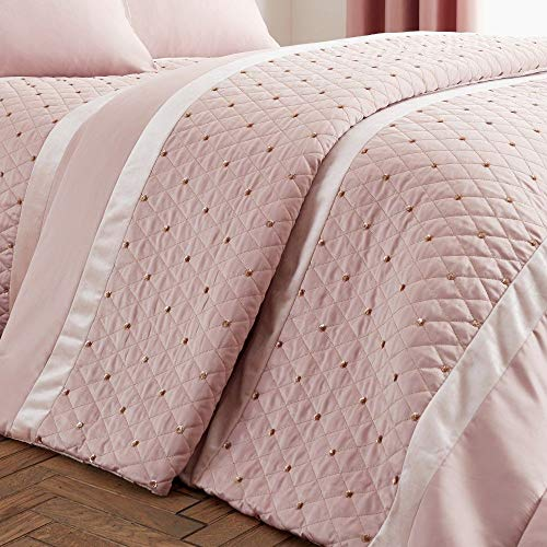 Catherine Lansfield - Copriletto, Blush, Bedspread 240X260Cm