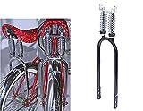 Lowrider 20' Bike Bicycle Dual Suspension Sissy BAR Black. Bike Part, Bicycle Part, Bike...