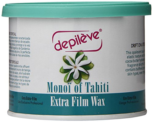 Depileve Monoi of Tahiti Extra Film Wax, 14.1 Ounce by Therapy Best Buys