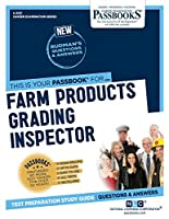 Farm Products Grading Inspector (Career Examination)