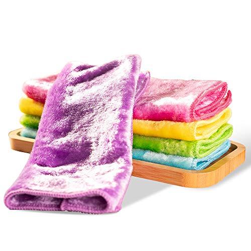 雑巾 ふきん ぞうきん 吸水クロス 油汚れ 大掃除 5枚入 (23cm*18cm)
