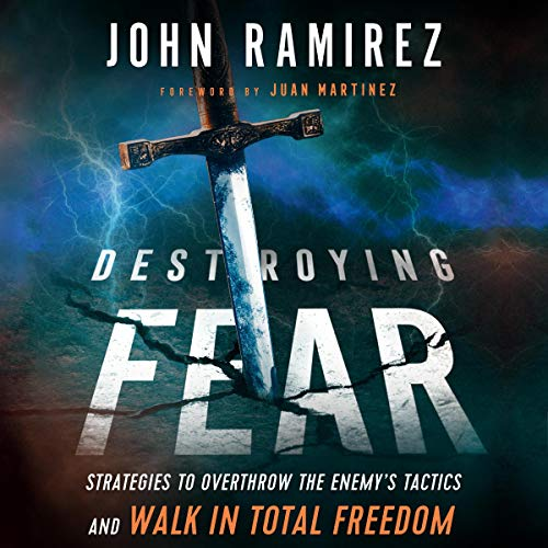 Couverture de Destroying Fear