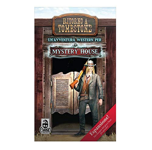 Cranio Creations Mystery House CC237 Rückkehr zu Tombstone