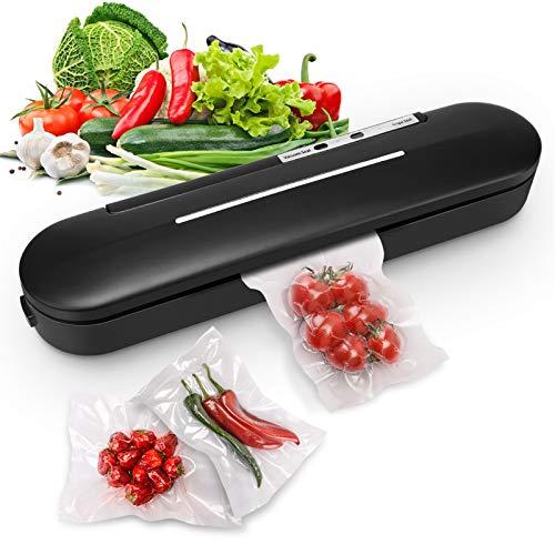 Vacuum Sealers Versiegelung Vakuumiergeräte mit Zusätzlicher Vakuumversiegelung und die Ausrüstung zum Verschließen von Vakuumbehältern Lebensmittelversiegelungsmaschine Staubsauger