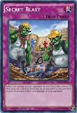 Secret Blast - SR04-EN038 - Common - 1st Edition - Structure Deck: Dinosmasher's Fury (1st Edition)