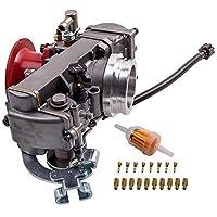 キャブレター KTM用ホンダ用川崎KLX40用FCR-39レーシングスラントサイドキャブレター