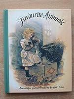 Favourite Animals: Pop-up Book (Mini-Nister Pop-ups)