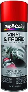Dupli-Color HVP100 Red High Performance Vinyl and Fabric Spray - 11 oz.