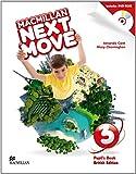 NEXT MOVE 3 Pb Pk (Next Move British English) - 9780230466456