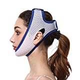 Blue Chin Strap for CPAP Users, Stop Snoring Solution Comfortable Snore Stopper for Better Sleep