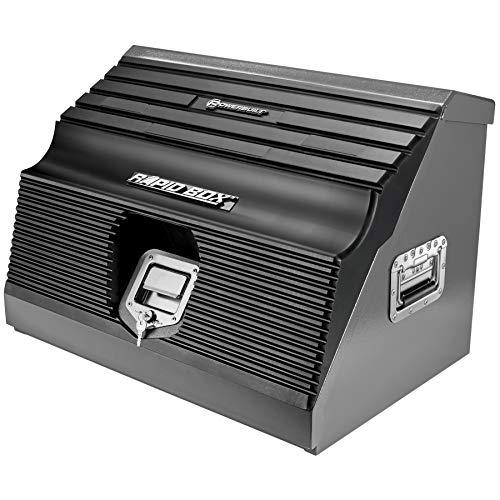 Powerbuilt 26 Inch Portable Slant Front Toolbox