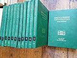 Encyclopédie universelle pour garçons et filles + Atlas illustré - complet en 12 tomes