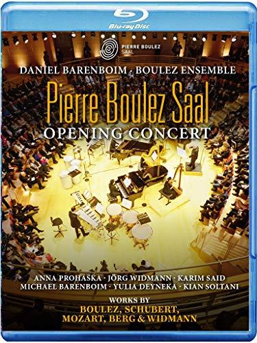 Pierre Boulez Saal – Opening Concert (Berlin 2017) [Reino Unido]