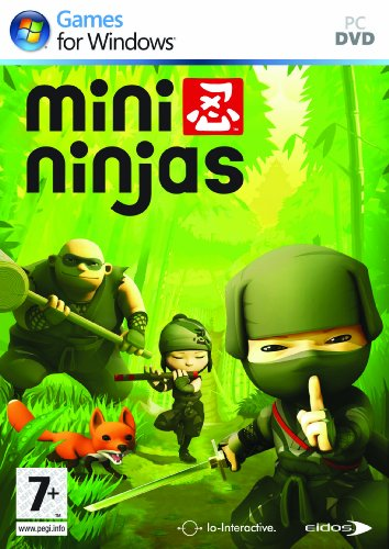 Mini Ninjas Game PC