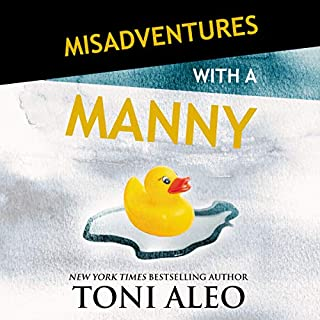 Misadventures with a Manny     Misadventures, Book 14              By:                                                                                                                                 Toni Aleo                               Narrated by:                                                                                                                                 Brian Pallino,                                                                                        Stella Bloom                      Length: 6 hrs and 44 mins     55 ratings     Overall 4.5