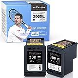 mycartridge SUPRINT Cartucho remanufacturado de repuesto para HP 300 300XL para impresoras HP Deskjet F4580 F4280 F2480 F2420 F4224 D2560 D2660 D1660 Photosmart C4780 (negro/color)