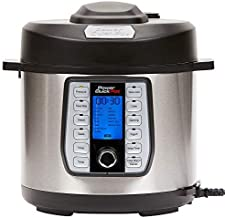 Power AirFryer XL Cooker773 Pressure Cooker, 10 Qt, stainless steel