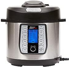 Power Quick Pot 37 -in-1 Multi- Use Programmable Pressure Cooker, Slow Cooker, Rice Cooker, Yogurt Maker, Cake Maker, Egg Cooker, Baking, Sauté/Sear, Steamer, Hot Pot, Sous Vide and Warmer