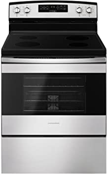 Amana 4.8 cu. ft. Stainless Steel Electric Range