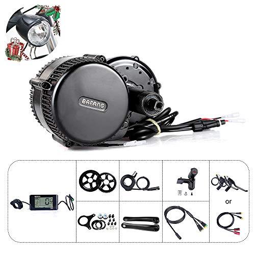 puissant Bafang BBS01B 36V 250W / 350W /… Kit vélo électrique pour kit de conversion moteur central