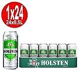 24x 0,5L Dosen Holsten Pilsener 4,8% vol. alc. EINWEG REDUZIERT MHD:03/2020