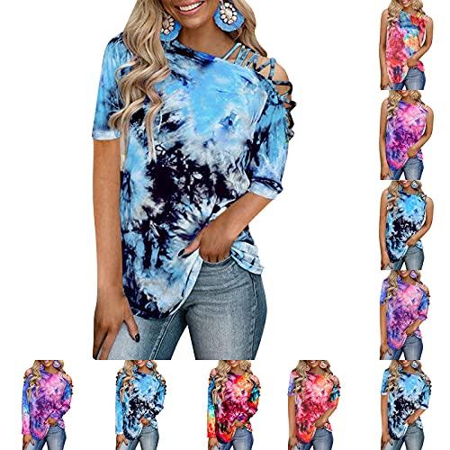 Dasongff Haut T-shirts pour femme, meilleur ami, pull col rond à manches longues, décontracté, chemisier à la mode, sweatshirt décontracté à manches longues Tops Chemise fitness Sport Top