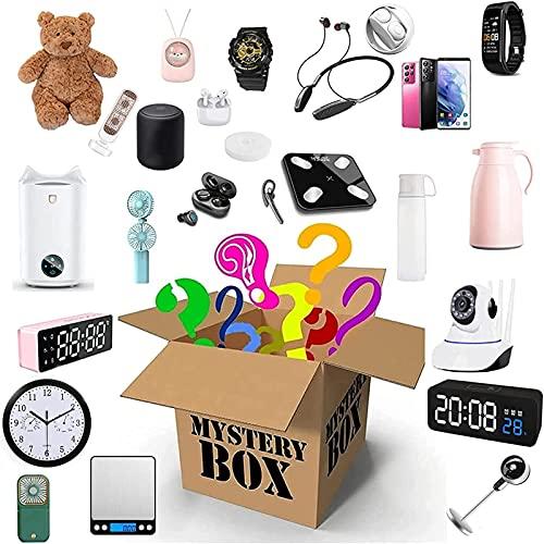 TAOYAO Mystery Box Blindbox Decoratie, elektronisch speelgoed, huishoudens en outdoor-producten, geluksdoos brengt je plezier bij het uitpakken verrassingsdoos