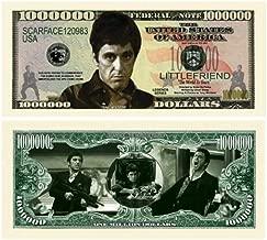 Set of 25 - Scarface Al Pacino Million Dollar Bill