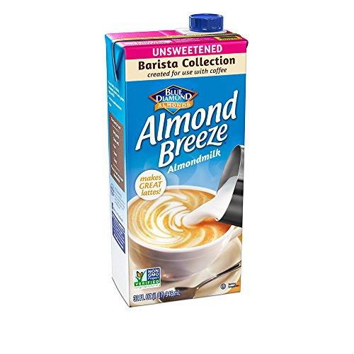 Almond Breeze Barista Collection Almond Milk, Original, 12 Count