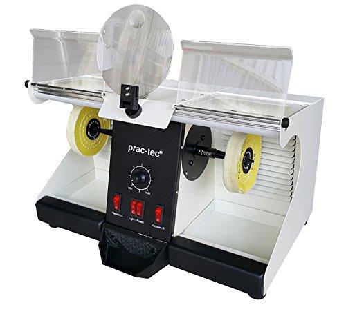 Original PRAC-TEC Poliermotor SPEEDyMASTER Tischpoliergerät Poliereinheit Poliermaschine 3305